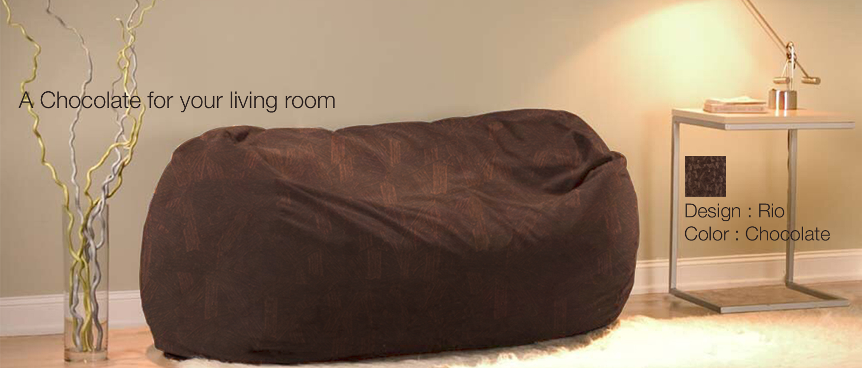 bean-bag-rio-choclate-